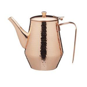 Le' Xpress kaffepanna koppar och rostfritt