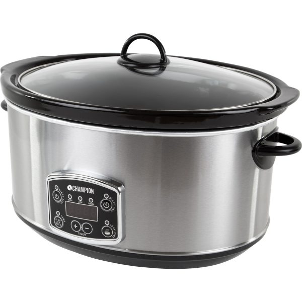 Champion Slowcooker 6,5 liter