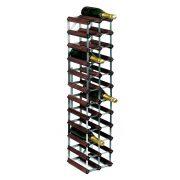 wnrk0060-30_bottle_flexi_wine_rack-dark_pine-galv_steel-2_x_upright-ws