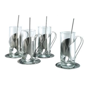 Dorre Irish coffee set 4-pack