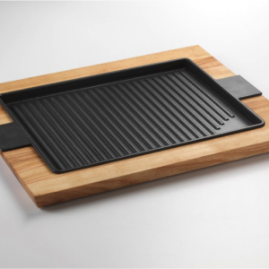 Grillpanna Six o´clock rectangular grillpan